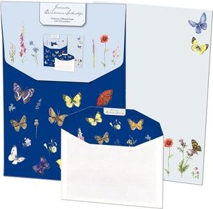 Bekking & Blitz Briefpapier Janneke Brinkman - Vlinders