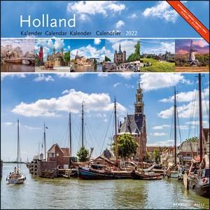 Bekking & Blitz Holland Maandkalender 2022