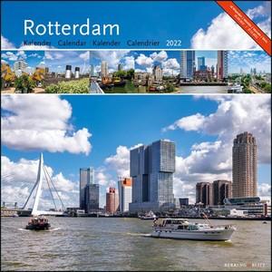 Bekking & Blitz Rotterdam Maandkalender 2022