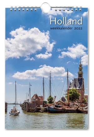 Bekking & Blitz Holland weekkalender 2022
