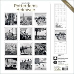 Bekking & Blitz Rotterdams Heimwee Maandkalender