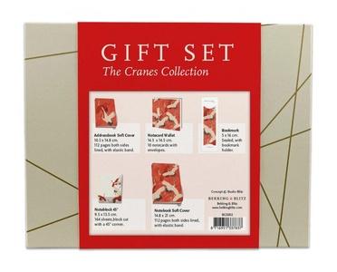 Bekking & Blitz Geschenk Set - The Cranes Collection