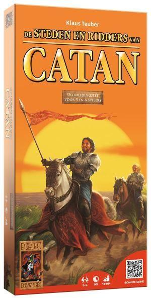 De Kolonisten van Catan - Steden & Ridders