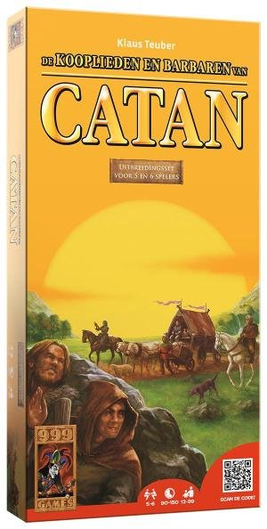 De Kolonisten van Catan - Kooplieden & Barbaren 5/6 spelers