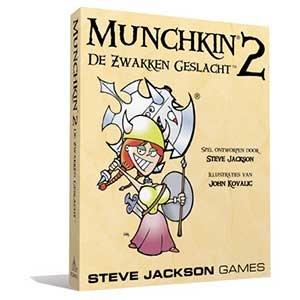Munchkin NL 2 - De zwakken geslacht
