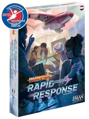 Pandemic: Rapid Response NL