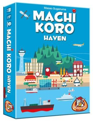 Machi Koro - Uitbreiding Haven