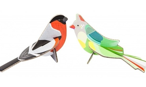 Pop Out Finches