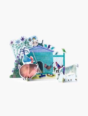 Pop Out Story - Little Farm