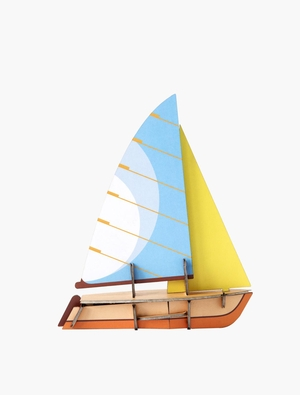Cool Classic Boat Mousquetaire Studio Roof