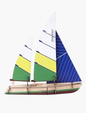 Cool Classic Boat Beaufort Studio Roof