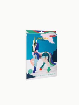 Totem Unicorn - Eenhoorn Studio Roof