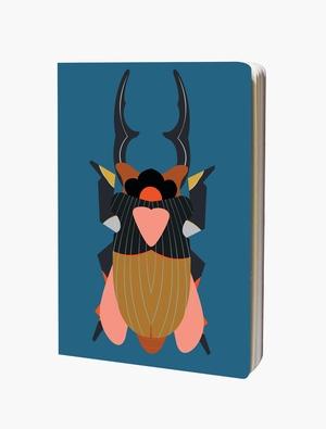 Schetsboek A4 Giant Stag Beetle Studio Roof