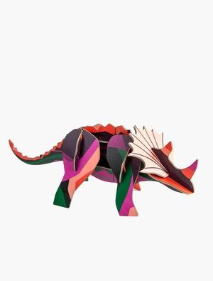 Totem Triceratops Studio Roof