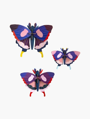 Swallowtail Butterflies - Pages set of 3  Studio Roof