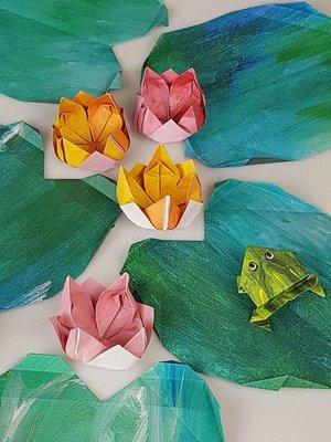 Waterlelies Piet Design