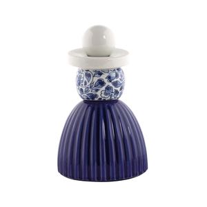 Proud Mary 2 Cobalt Flower Pattern Royal Delft