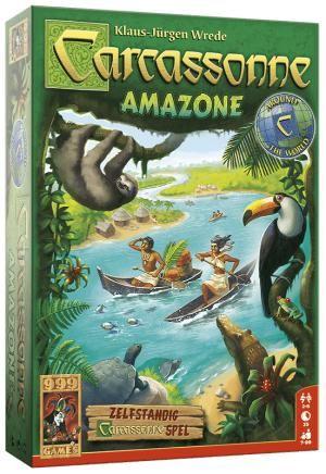 Carcassonne Amazone