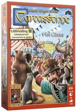 Carcassonne - Het Circus