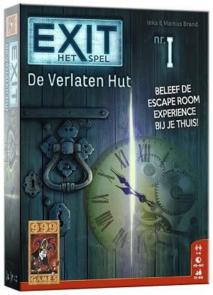 Exit nr. 1 - De verlaten hut