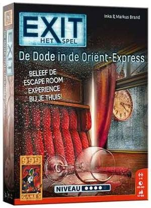 Exit - De dode in de Orient-Express