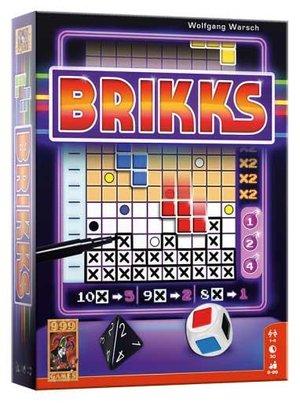 Brikks - dobbelspel