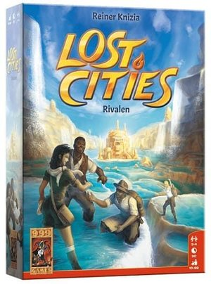 Lost Cities - Rivalen