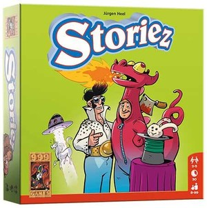 Storiez - Kaartspel