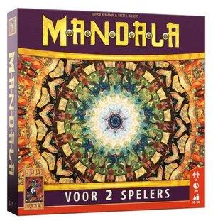 Mandala - Breinbreker voor 2 spelers