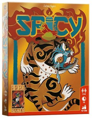 Spicy - Kaartspel