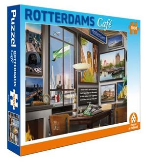 Puzzel Rotterdams Cafe 1000 stukjes