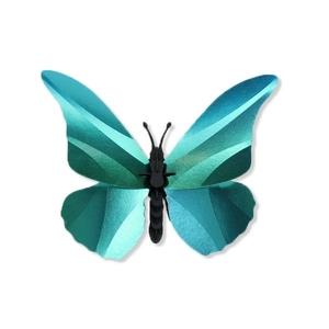 Morpho vlinder caribisch goen Assembli