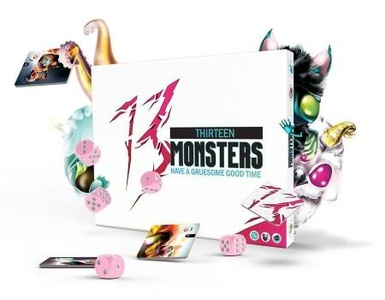 13 Monsters - The Game