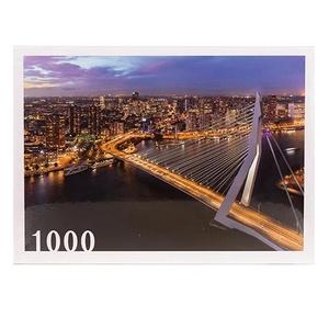 Puzzel Erasmusbrug made in Rotterdam 1000 stukjes