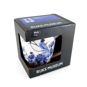 Mok Rijksmuseum Delfts Blauw Blue Birds