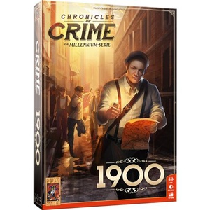 Chronicles of Crime: 1900 - Millennium-serie