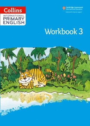 International Primary English Workbook: Stage 3