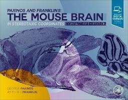 Paxinos And Franklin's The Mouse Brain In Stereotaxic Coordinates, Compact