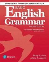 Basic English Grammar 4e Student Book With Essential Online Resources, International Edition