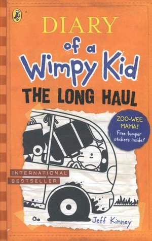 Long Haul (diary Of A Wimpy Kid Book 9)