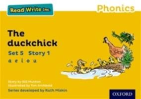 Read Write Inc. Phonics: Yellow Set 5 Storybook 1 The Duckchick