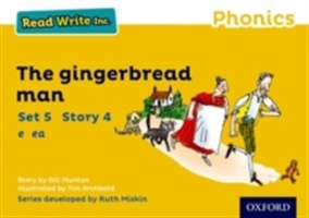 Read Write Inc. Phonics: Yellow Set 5 Storybook 4 The Gingerbread Man