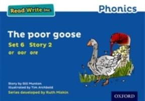 Read Write Inc. Phonics: Blue Set 6 Storybook 2 The Poor Goose