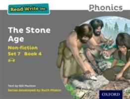 Read Write Inc. Phonics: Grey Set 7 Non-fiction 4 The Stone Age