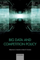 Big Data And Competition Policy