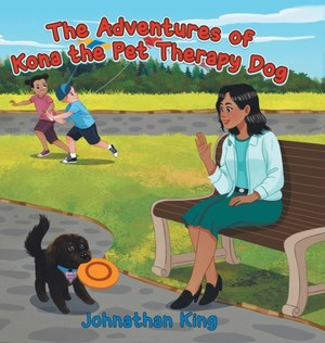 The Adventures Of Kona The Pet Therapy Dog