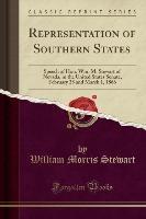 Stewart, W: Representation of Southern States