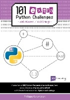 101 Extra Python Challenges With Solutions / Code Listings