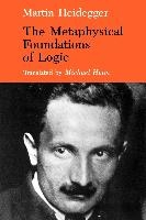 Metaphysical Foundations Of Logic