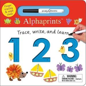 TRACE WRITE & LEARN 123